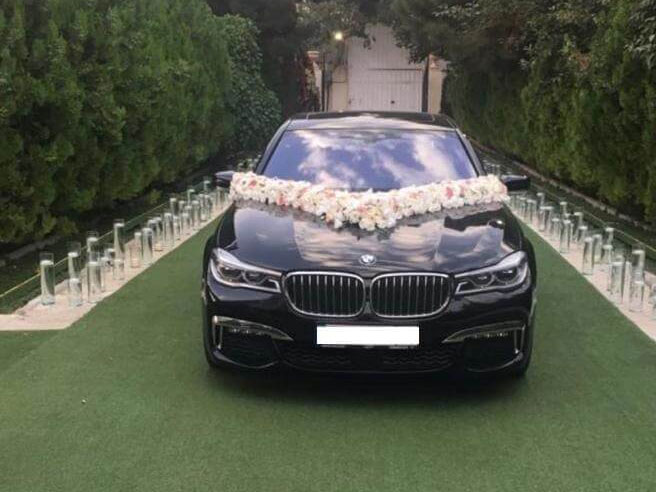 new BMW 730