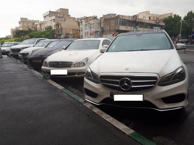 اجاره خودرو برای خارجی ها