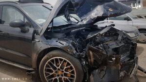 تصادف با خودروهای اجاره ای