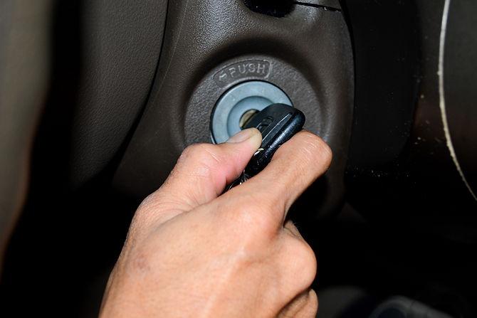 روش درست روشن کردن خودروی اجارهای