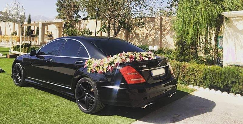 مزایای اجاره ماشین عروس