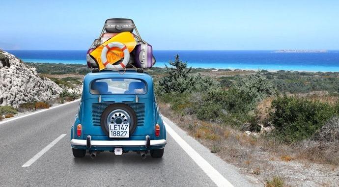 مسافرت با اجاره خودرو